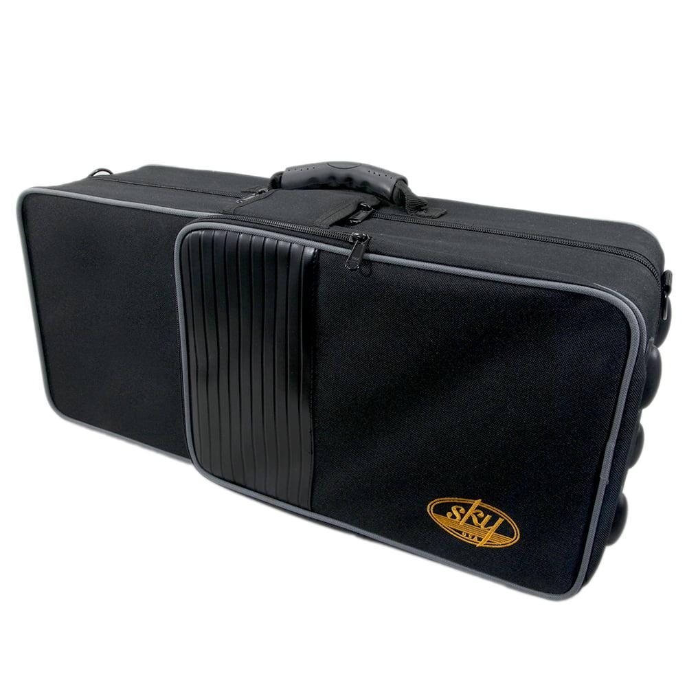 Skytel Bb Trumpet Case w Handles Backpack/Shoulder Straps...
