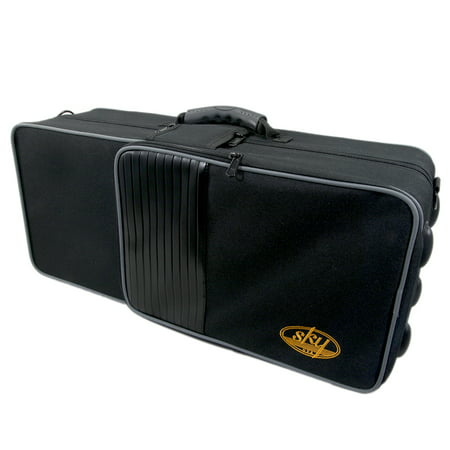 Sky Bb Trumpet Case w Handles Backpack/Shoulder Straps, lightweight and