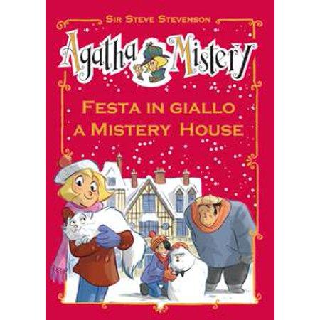 Festa in giallo a Mistery House (Agatha Mistery) - eBook - Festa De Halloween Usa