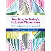 Mindtap Course List: Teaching in Today's Inclusive Classrooms: A Universal Design for Learning Approach (Paperback)