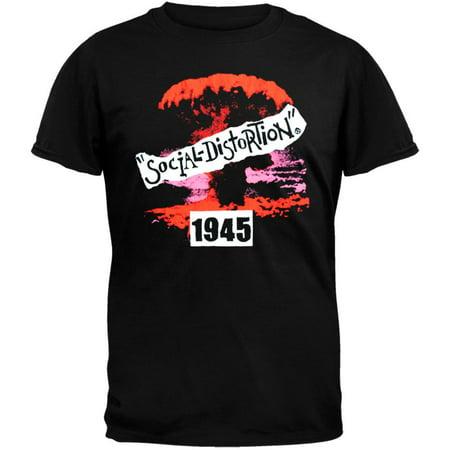 Social Distortion - 1945 - Social Distortion Hoodies