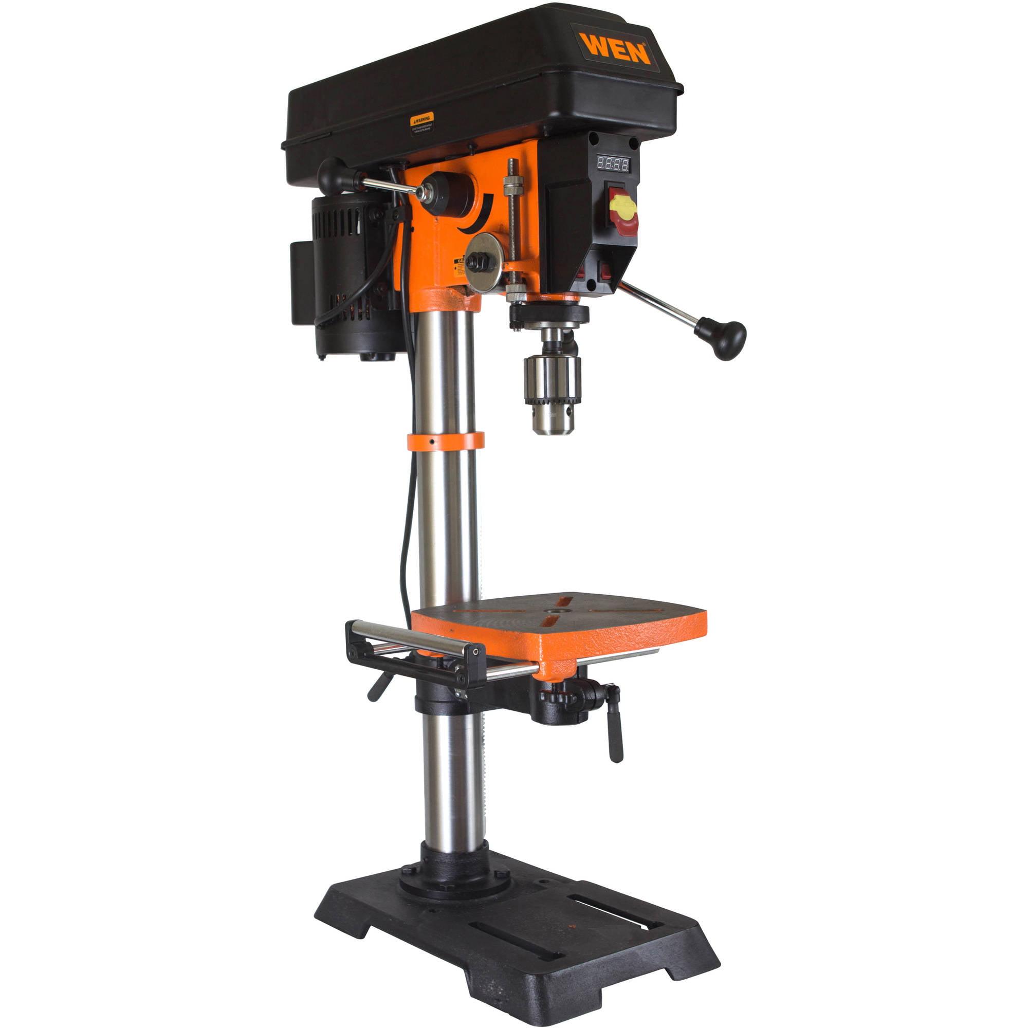 "WEN 12"" Variable Speed Drill Press"