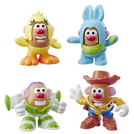 Disney/Pixar Toy Story Mr. Potato Head Mini 4 - Ms Potato Head