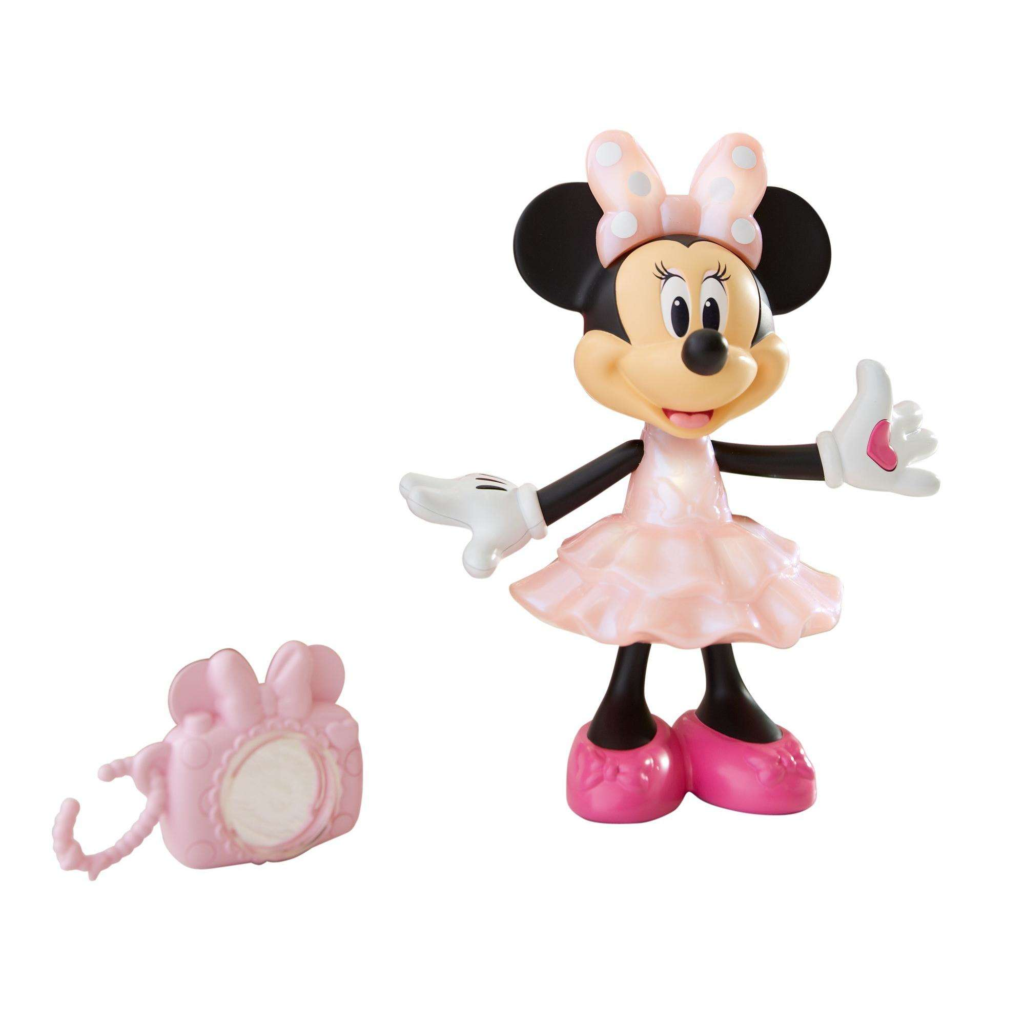 e5f949000d Disney Minnie Mouse Rainbow Dazzle Minnie - Walmart.com