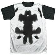 Watchmen Rorschach Mens Sublimation Shirt