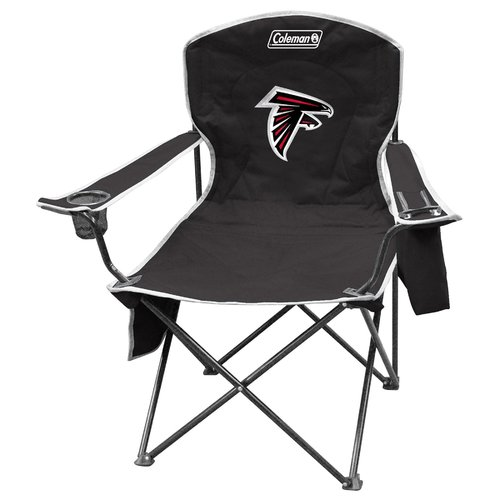 Coleman Quad Chair with 4- to 6-Can Cooler, Atlanta Falcons