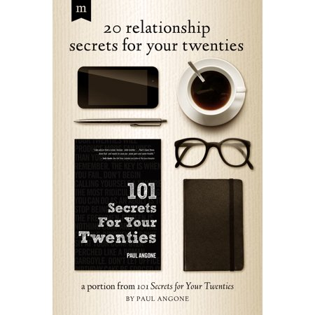 20 Relationship Secrets for Your Twenties - eBook](Twenties Attire)