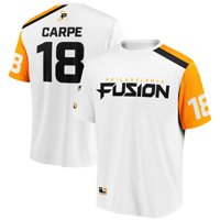 carpe Philadelphia Fusion Overwatch League Replica Away Jersey - White