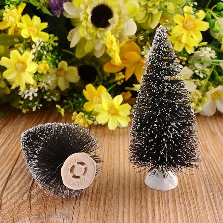 Mini Christmas Tree Festival Home Party Ornaments Xmas Decoration Gift - Mini Halloween Tree Ornaments