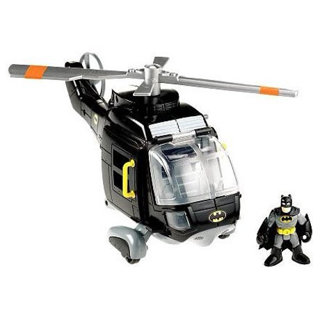 Imaginext DC Super Friends Exclusive Gotham City Batman (Fisher Price Imaginext Batman Gotham City Jail)