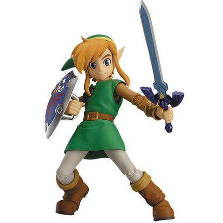 The Legend of Zelda Figma Link Action Figure [A Link Between Worlds] - Legend Of Link