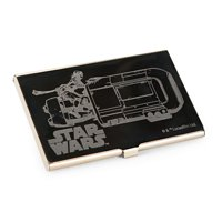 Star Wars The Force Awakens Rey Stainless Steel Card Case