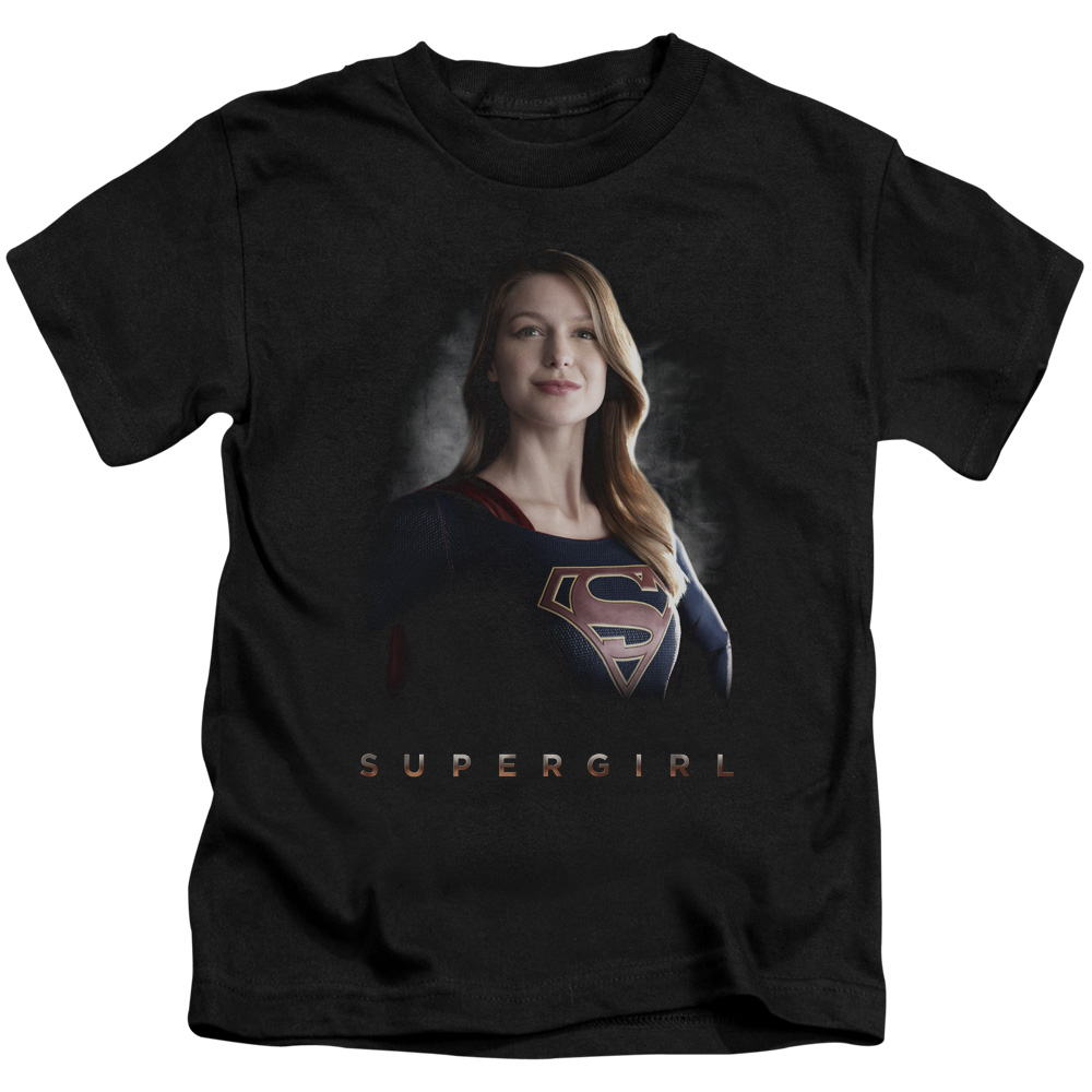 Supergirl Stand Tall Little Boys Shirt