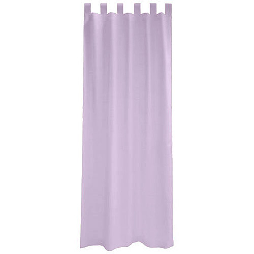 Seed Sprout Basics Tab Top 63'' Window Curtains (2 Panels)