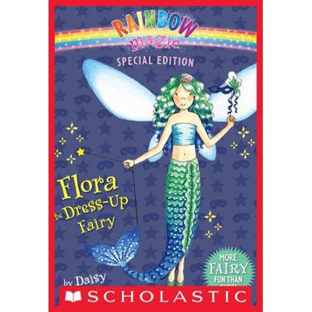Rainbow Magic Special Edition: Flora the Dress-Up Fairy - eBook](Magic Fairy Dresses)