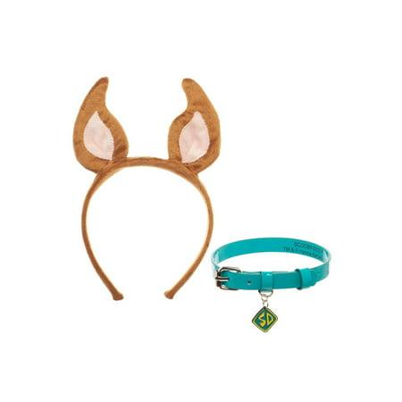 Scooby Doo Collar and Headband Cosplay Set - Ugg Headband Sale