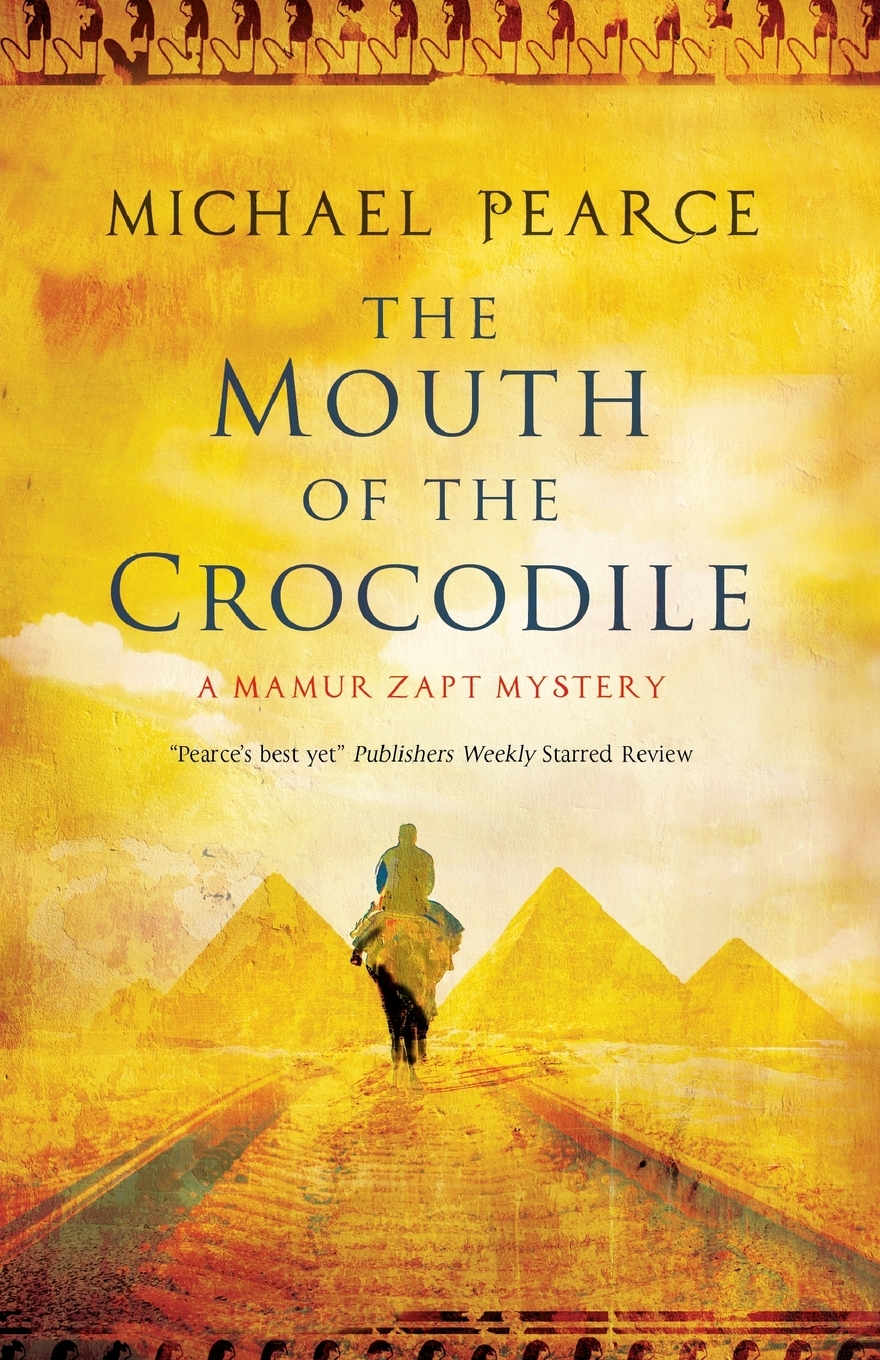 The Spoils of Egypt: A Mamur Zapt Mystery #6