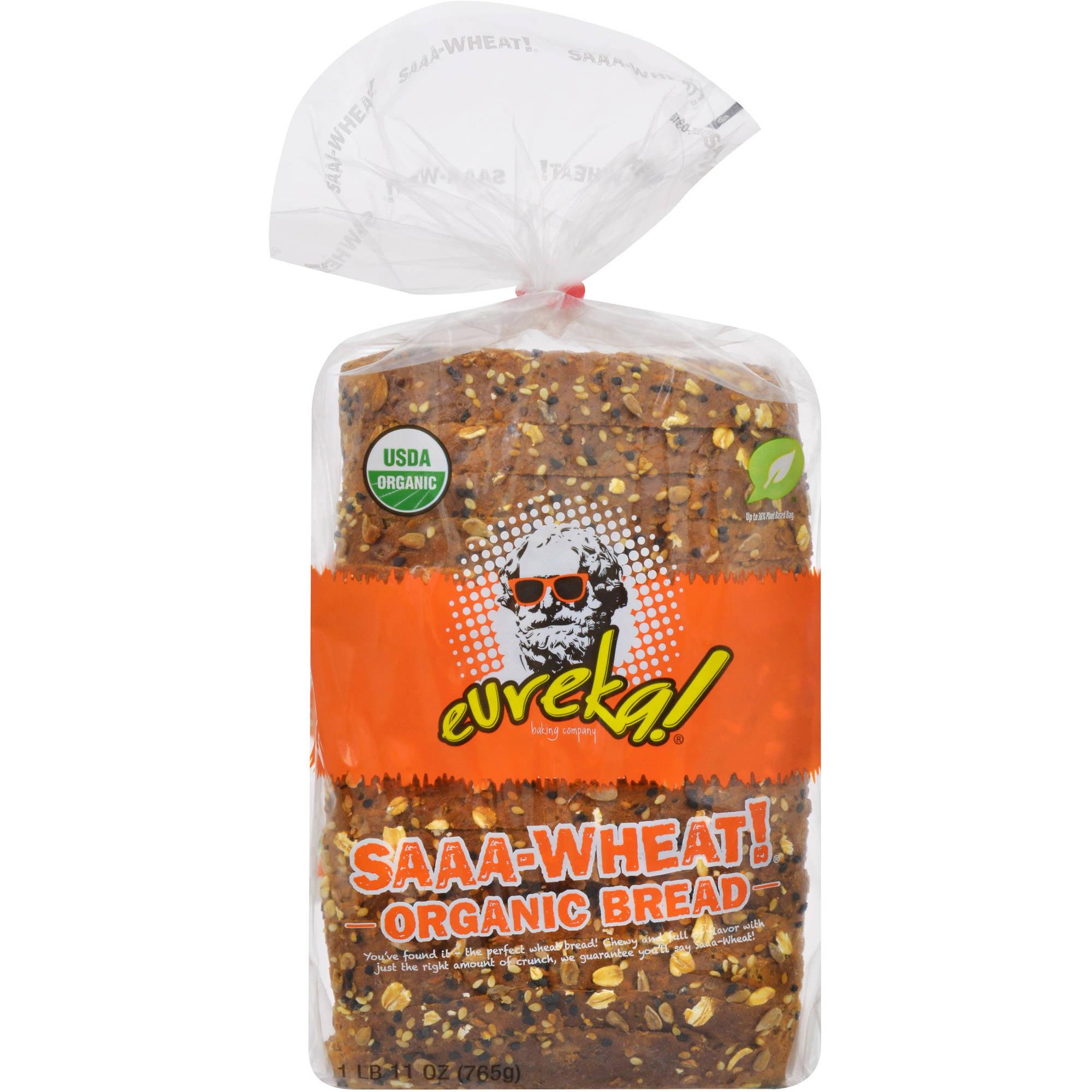 eureka! Saaa-Wheat! Bread, 27 oz