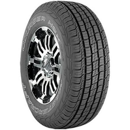 Mastercraft Courser HSX Tour 110T Tire P265/60R18 (2017 Chrysler 300 Tire Size P225 60r18)