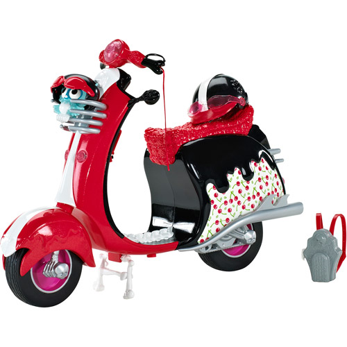 Monster High Ghoulia Yelps Scooter