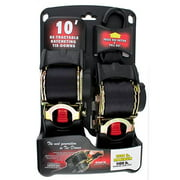 Hampton Products-Keeper 235236 2 x 10 in. Ratchet Tie Down Strap