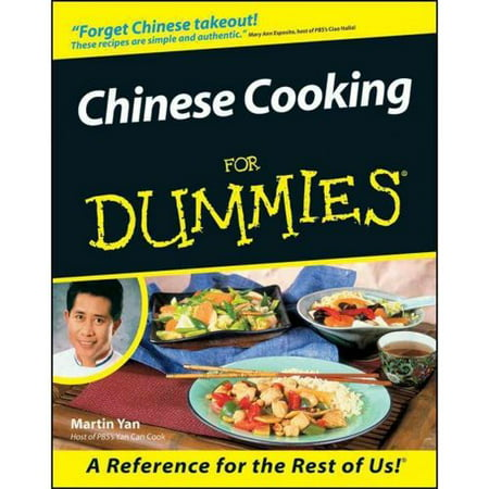 Chinese Cooking for Dummies by