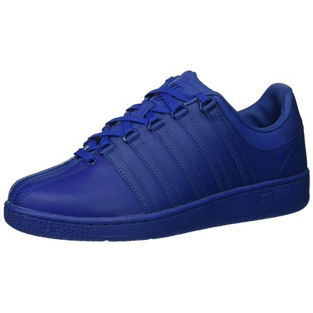 K-Swiss 03343-495: Mens Classic VN Classic Blue Sneakers