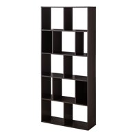 Product Image Mainstays 12 Cube Bookcase White Or Espresso