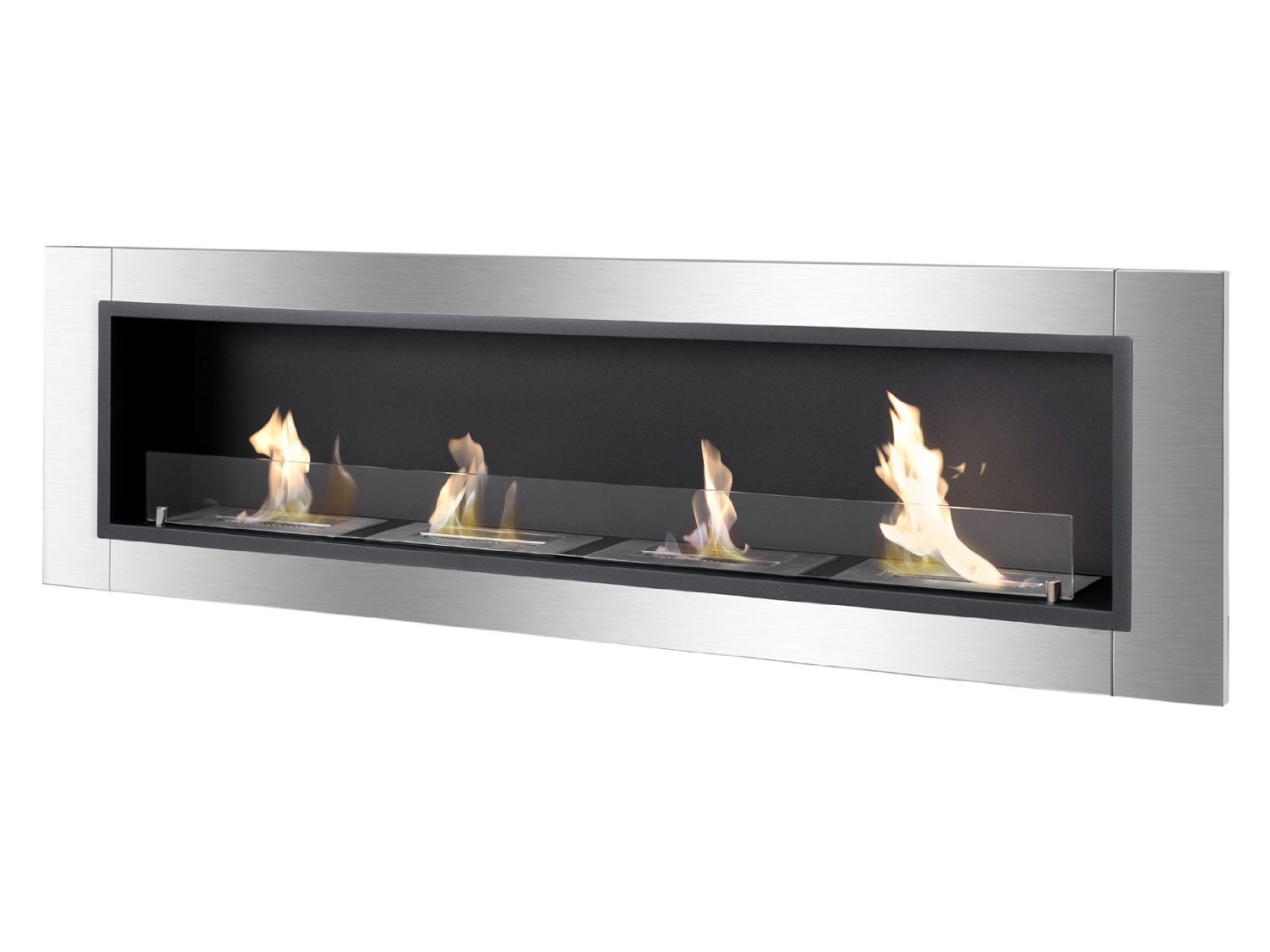 Natural gas wall mount fireplaces - Ethanol Fireplaces