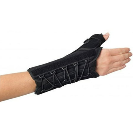 2 Pack - ProCare 79-87490 Quick-Fit WTO Wrist/Thumb Support Splint, Left, Universal  1 ea
