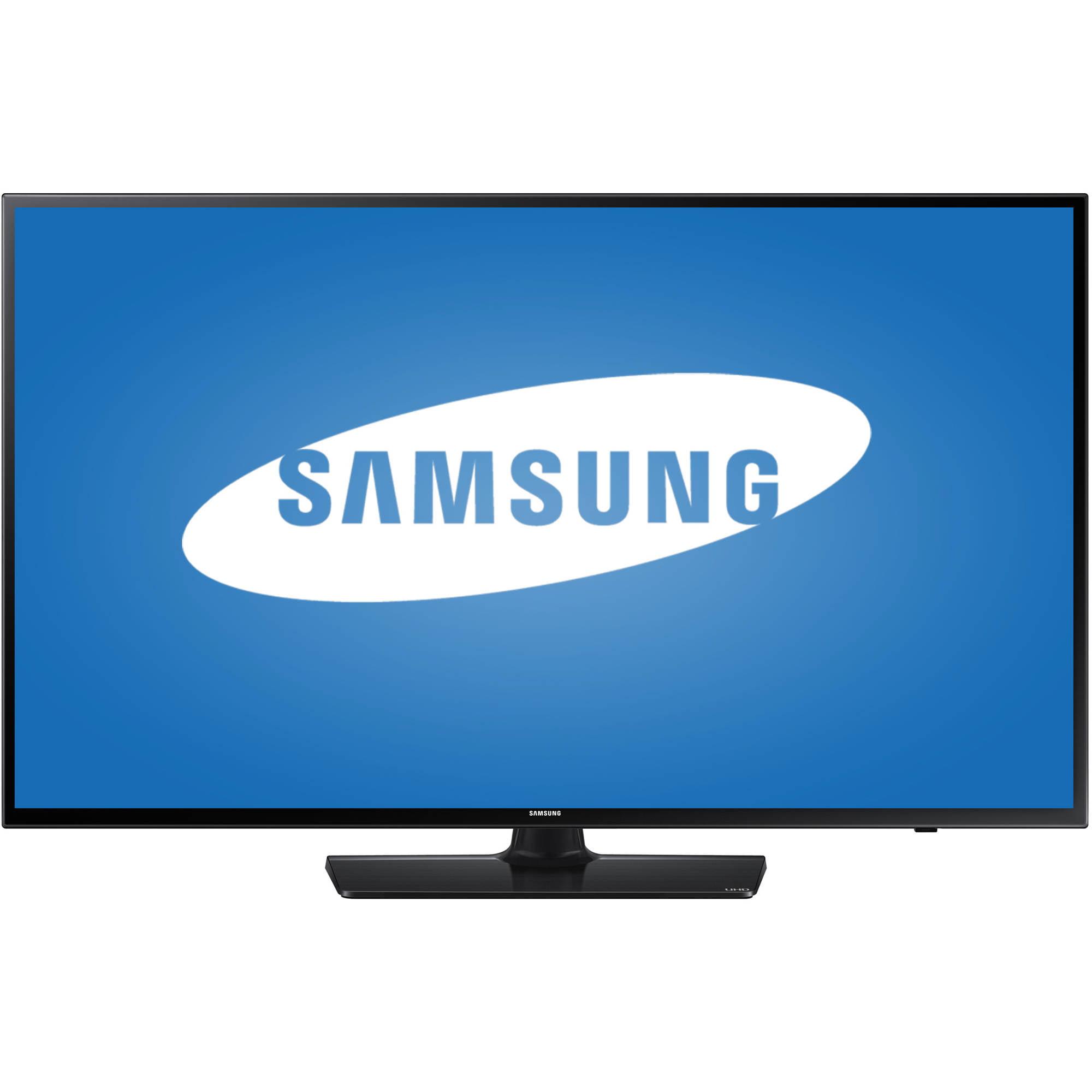 """SAMSUNG 55"""" 6400 Series - 4K Ultra HD Smart LED TV - 2160p, 120MR (Model#: UN55JU6400)"""