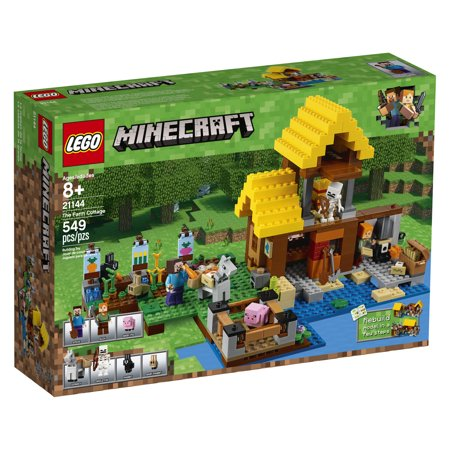 Best LEGO Minecraft The Farm Cottage 21144 deal