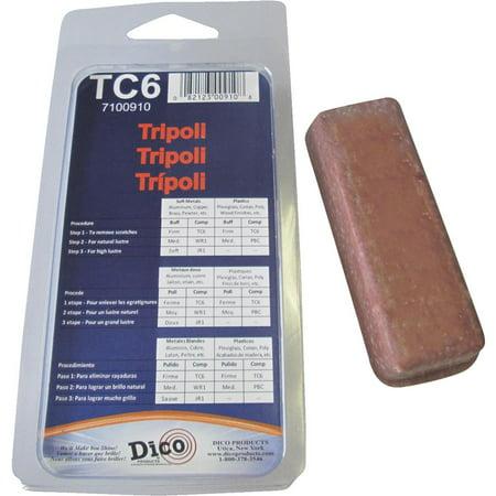 Dico Prod. Corp. Tripoli Buffing Compound 7100910