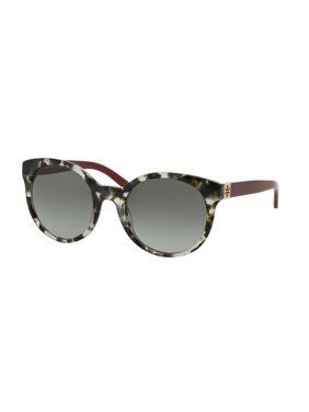 22be8030e77 Product Image TORY BURCH Sunglasses TY 7079 139411 Grey Tortoise Milky  Cabernet 54MM
