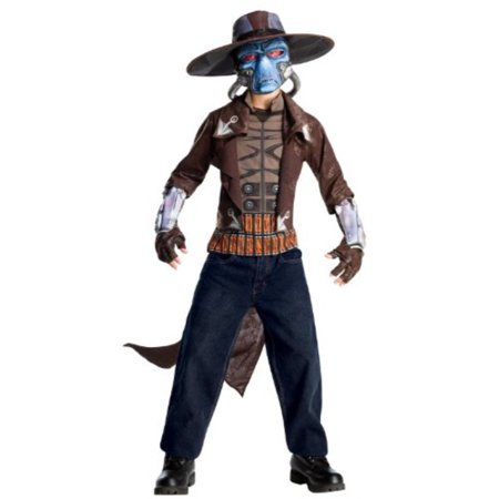 Deluxe Cad Bane Child Costume - Small](Cad Bane Costume)