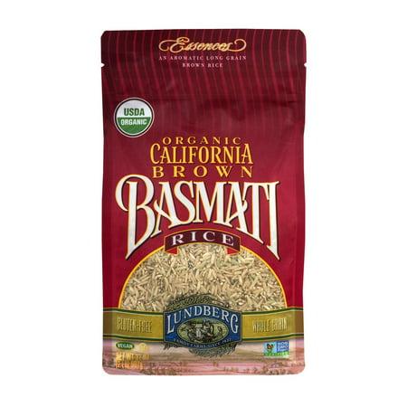 Lundberg Organic California Brown Basmati Rice, 32.0 OZ