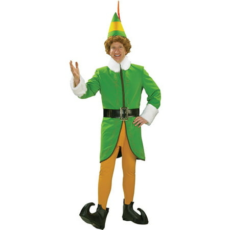 Buddy the Elf Deluxe Adult Costume
