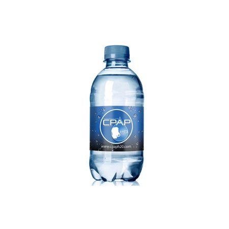 CPAP H2O Premium Distilled Water - 1 Single Bottle 12 OZ
