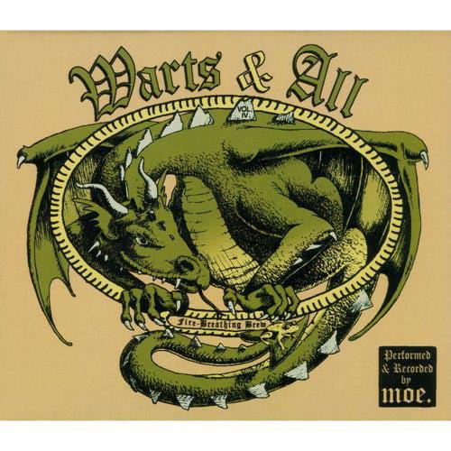 Moe. - Moe.: Vol. 4-Warts & All [CD]