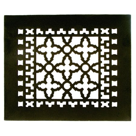"Image of Acorn Manufacturing GL5G 12"" x 10"" Cast Iron Decorative Register"