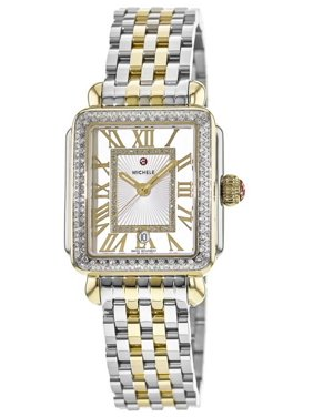 Michele Women's Deco Madison 33mm Watches