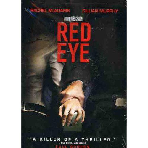 Paramount Home Vid Red Eye Dvd Fs