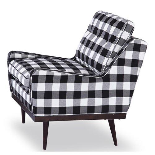 Superb Kardiel Elektra Midcentury Modern Slipper Chair