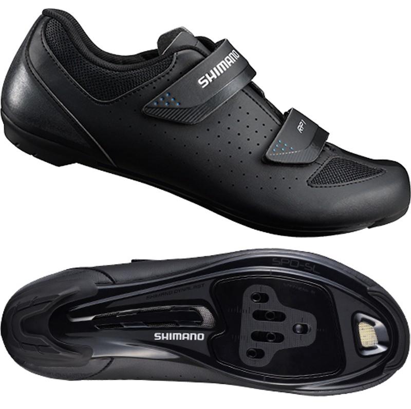 2018 Shimano Men's RP1 Bicycling Shoes Black 41