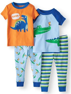 e5dd0793321d Product Image Baby Boys  Cotton Tight Fit Pajamas