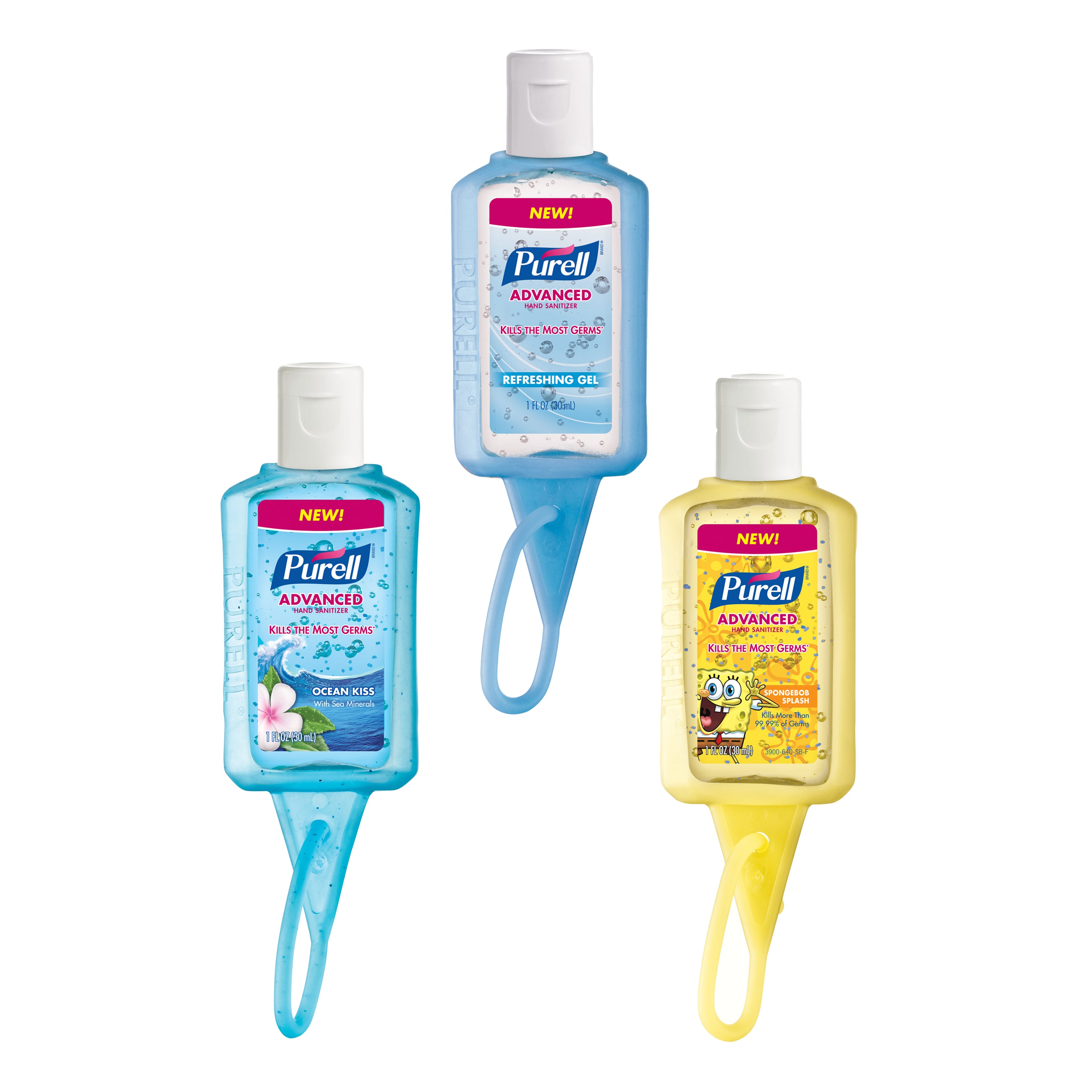PURELL Advanced, 1 oz (Pack of 36)