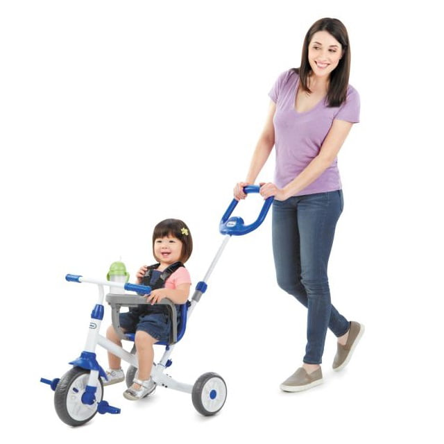 Little Tikes Ride 'N Learn 3-in-1 Trike (blue) by Little Tikes