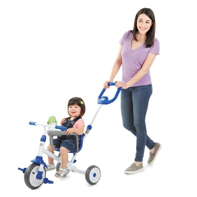 Little Tikes Ride 'N Learn 3-in-1 Trike (blue)