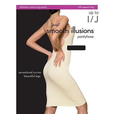 Hanes Smooth Illusions Contouring Collection Pantyhose EF