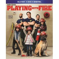 Playing With Fire (Blu-ray + DVD)